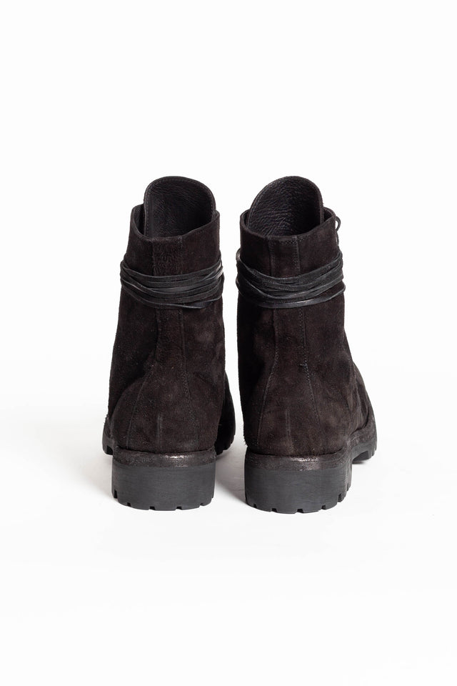 Guidi 795V Baby Calf Reverse In Black