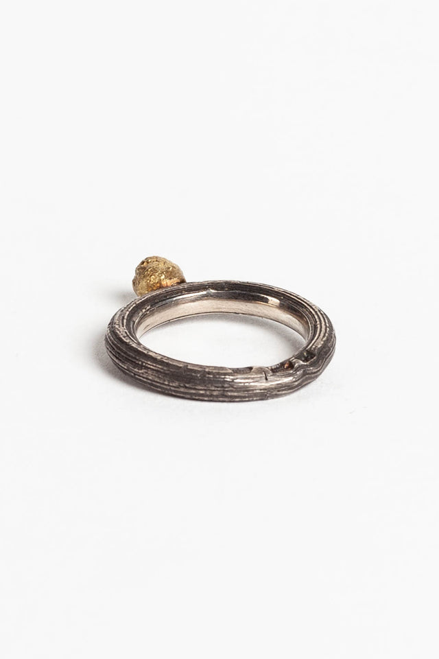 Gold Tipped Ring