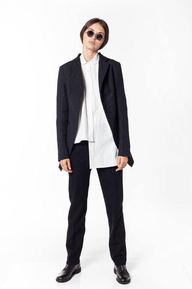 Forme D'Expression Club Asymmetric Shirt