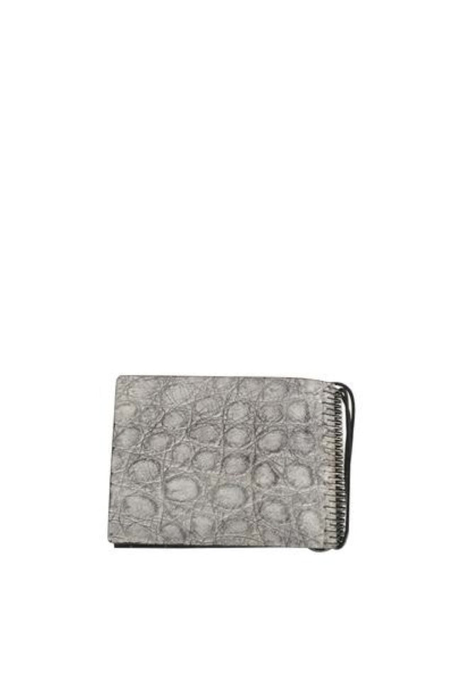 Isaac Sellam Fauche Wallet in Ice