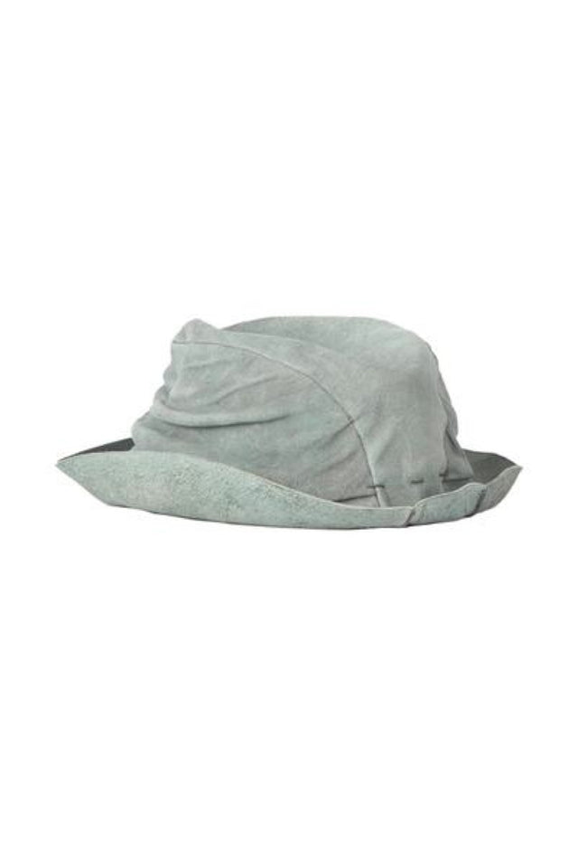 H2 Hat In Grey Cordovan