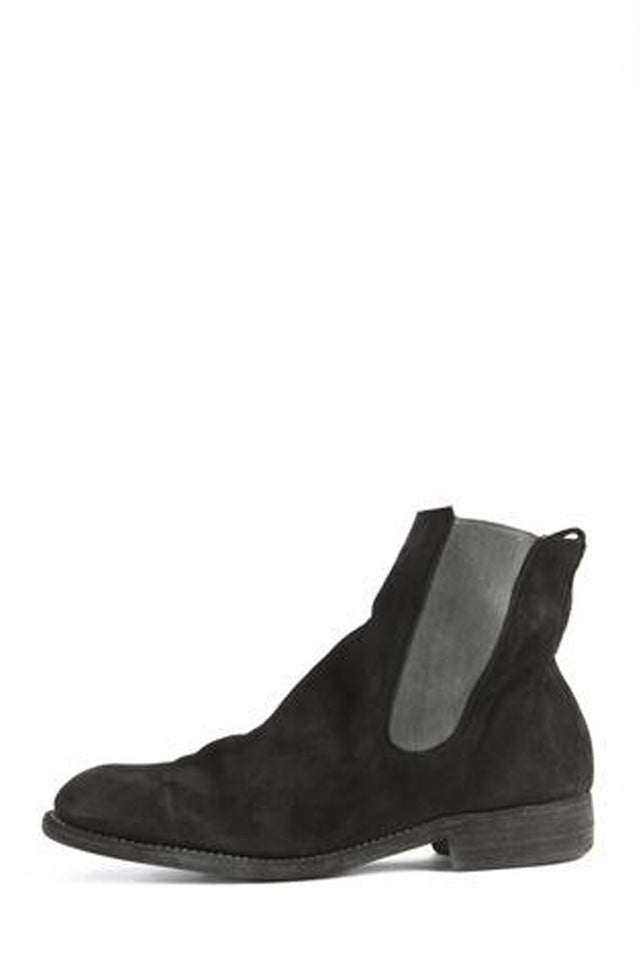 Guidi 96 Baby Calf Reverse Boots