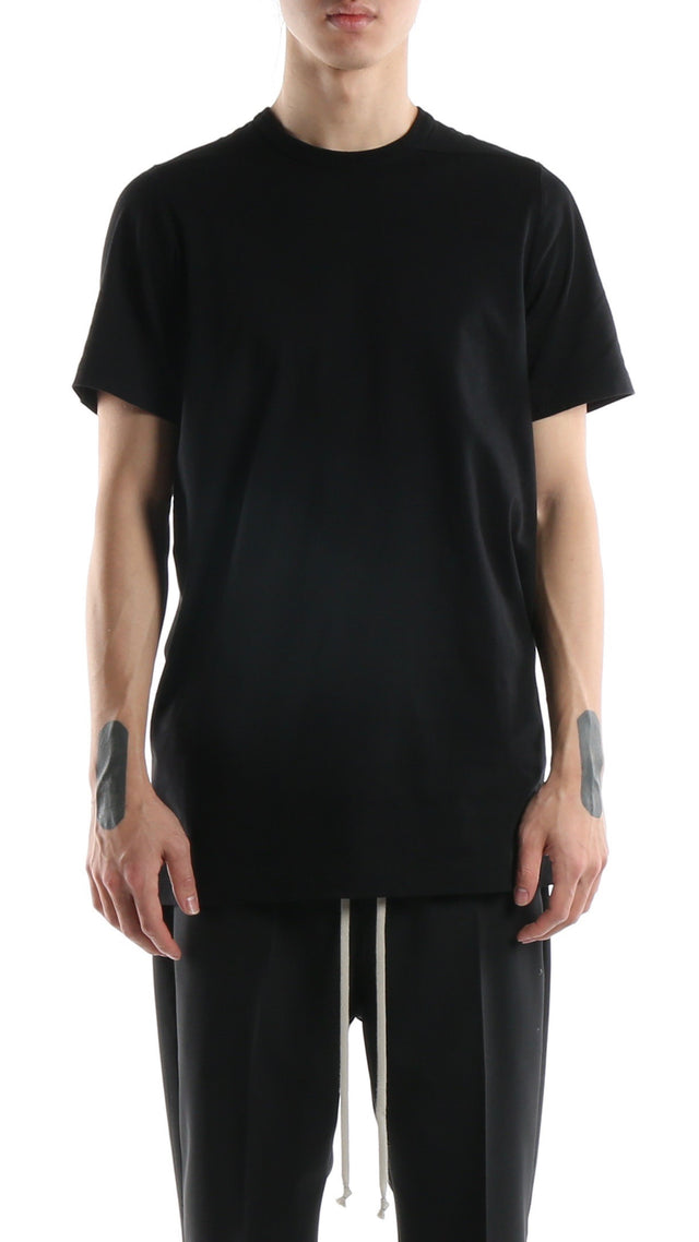 Rick Owens Drkshdw Level Tee in Black