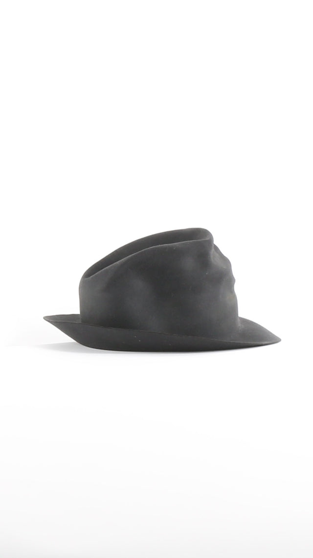 Horisaki Easy Burnt Hat in Grey