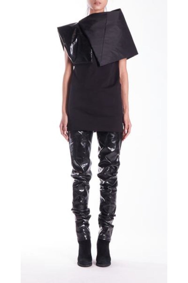Rick Owens Drkshdw Denim Leggings in Black