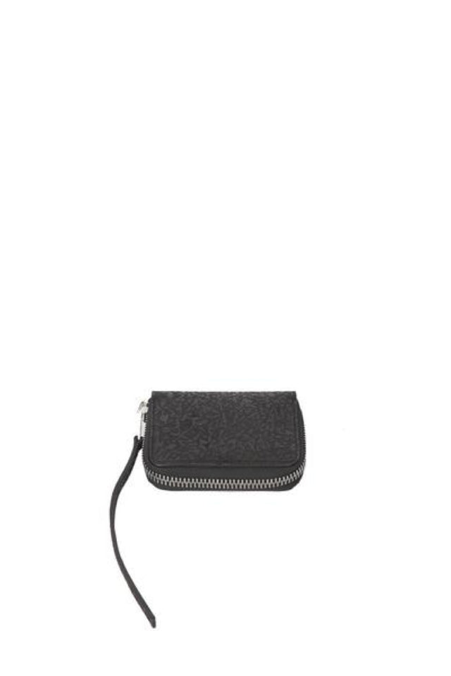 Rick Owens Zipped Card Holder