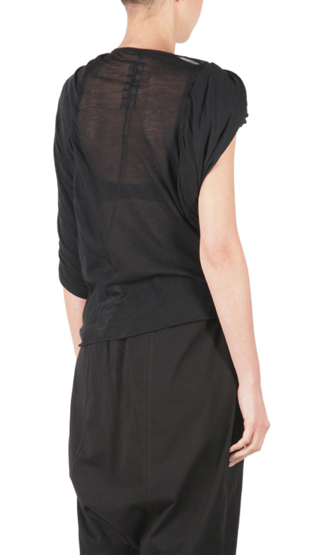 Garland Top in Black