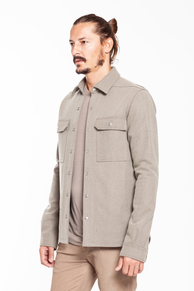 Woven Outershirt