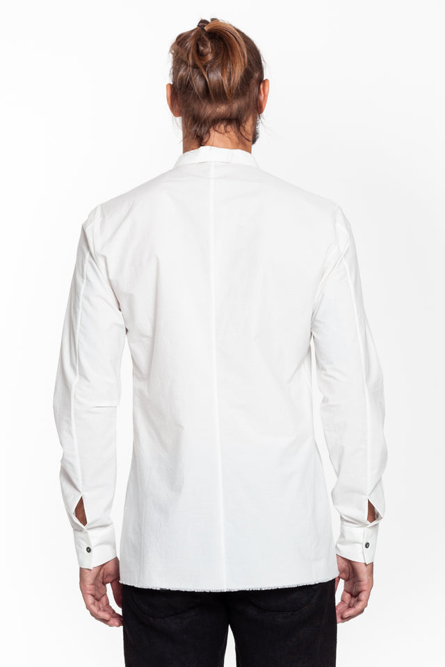 Shirt In Off White
