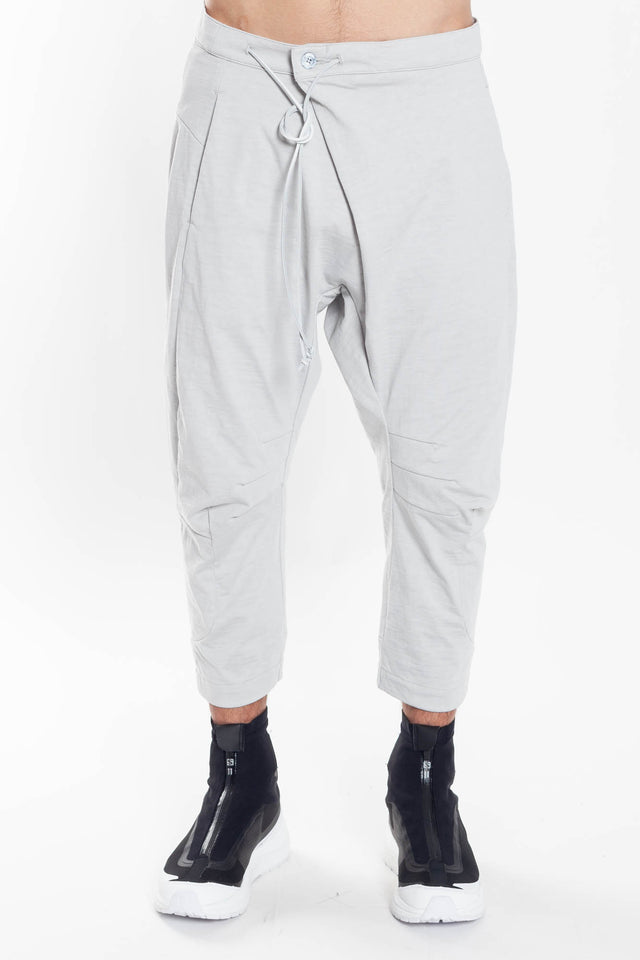 Attachment Asymm Cropped Pant
