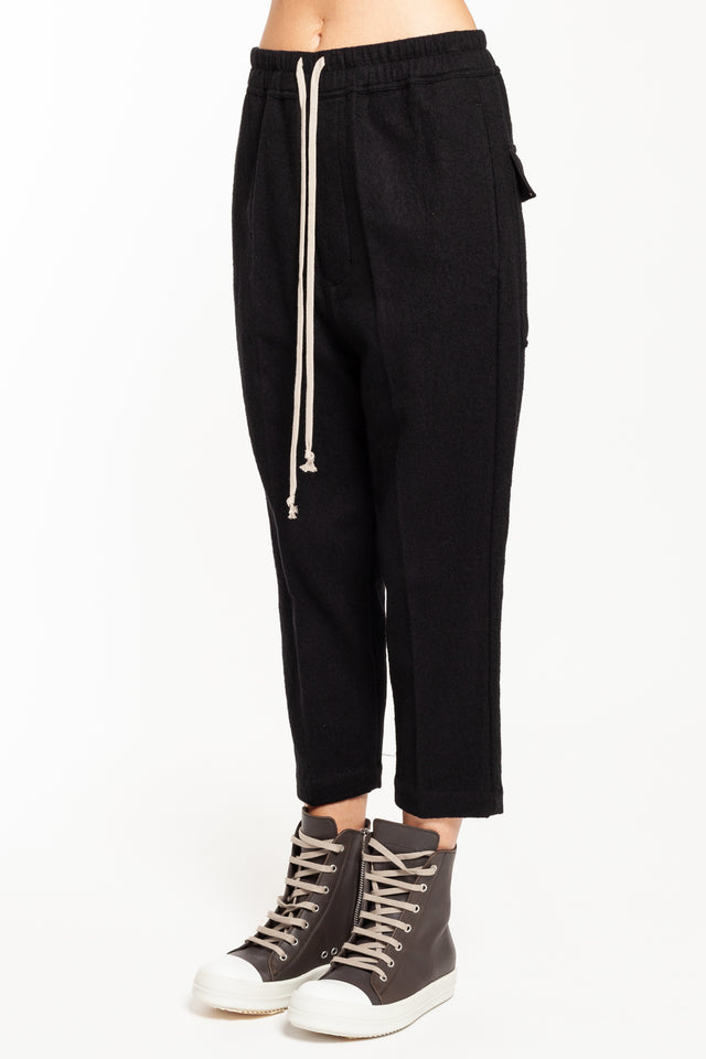 Drawstring Cropped Astaires