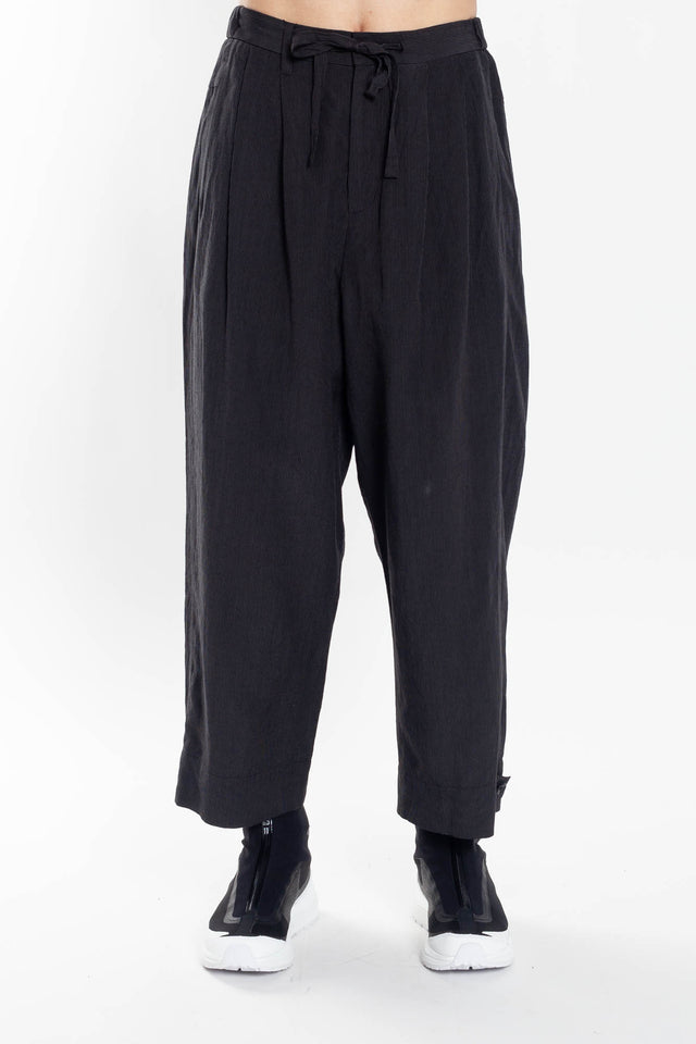 Attachment Cropped Wide Pant