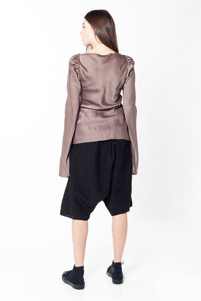 Phaedo Plum Top