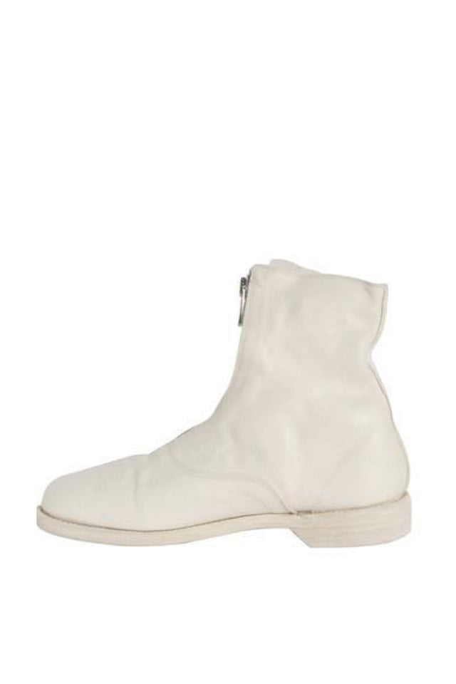 Guidi 210 Baby Calf Full Grain Boots in CO00T