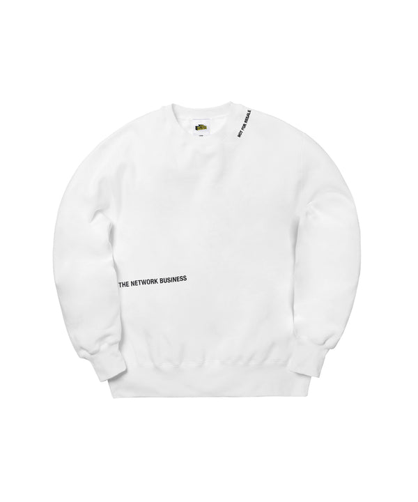 Basic Line Crew Sweat[TNBC005]