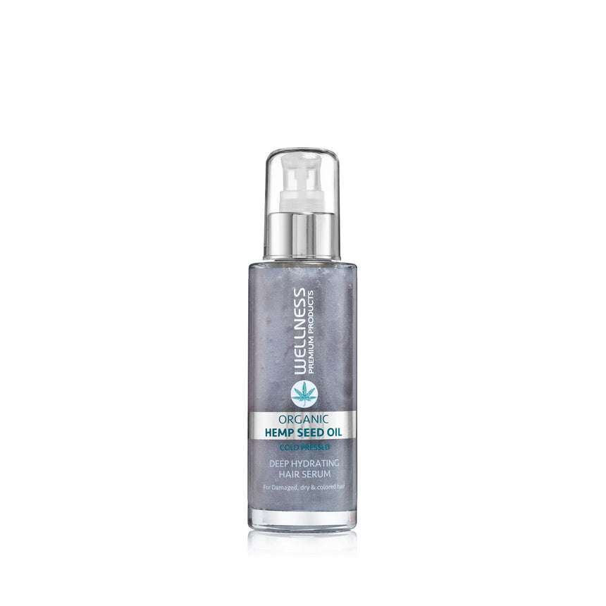 Hydration Collection Heat Protectant Silver Serum