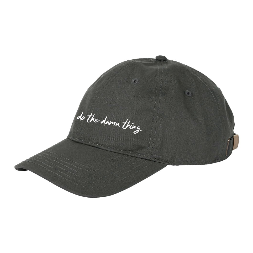 Do The Damn Thing Hat