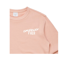 Load image into Gallery viewer, EmpowerHER Pink Crew