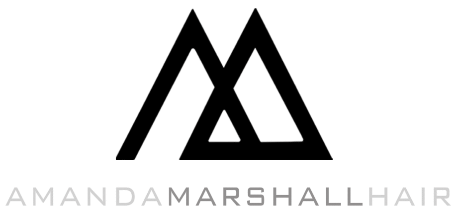 Amanda Marshall Hair  logo