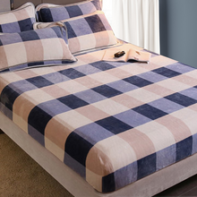 Load image into Gallery viewer, Comfolee - Fleece Bed Sheet