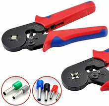 Load image into Gallery viewer, Ferrule Crimping Tools Wire Pliers - Best Crimping Tools kit