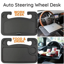 Load image into Gallery viewer, Auto Steering Wheel Desk!