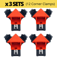 Load image into Gallery viewer, Corner Clamp Kit - 3 Sets