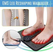 Load image into Gallery viewer, EMS Leg Reshaping Foot Massager