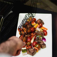 Load image into Gallery viewer, Kabob Grill Basket