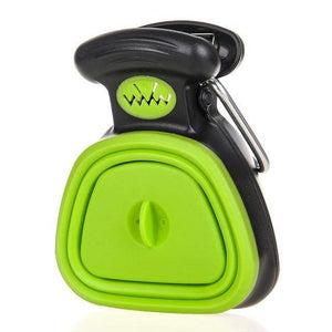 PETS TRAVEL FOLDABLE POOPER SCOOPER