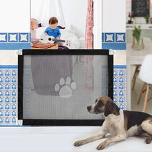 Load image into Gallery viewer, Portable kids & pets safety door guard