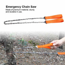 Load image into Gallery viewer, Backcountry- Survival Chainsaw