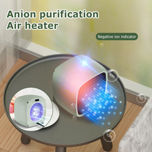 Load image into Gallery viewer, Negative Ions Purifying Heater