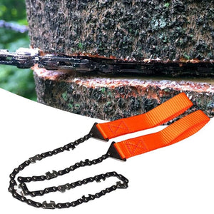 Backcountry- Survival Chainsaw