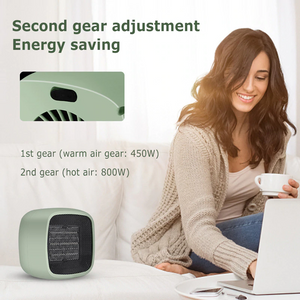 Negative Ions Purifying Heater