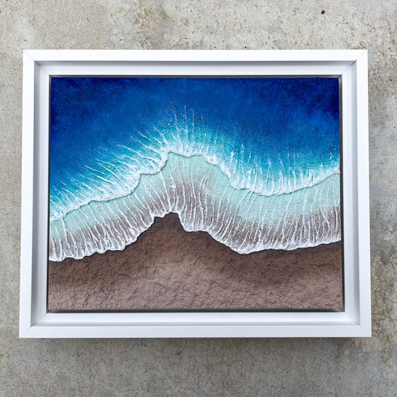 "Sandy Destination #2 - 10"" x 8"""