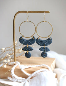 Hook Earrings - Petal & Posy