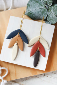 Hoop Earrings - Petal & Posy
