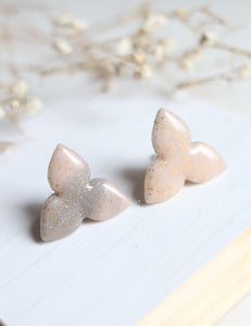 Way of the Wind Studs - Petal & Posy