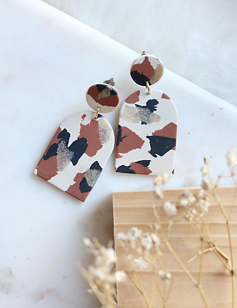 Kalahari Earrings - Petal & Posy