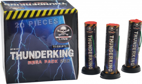 Thunder King Mega Pack