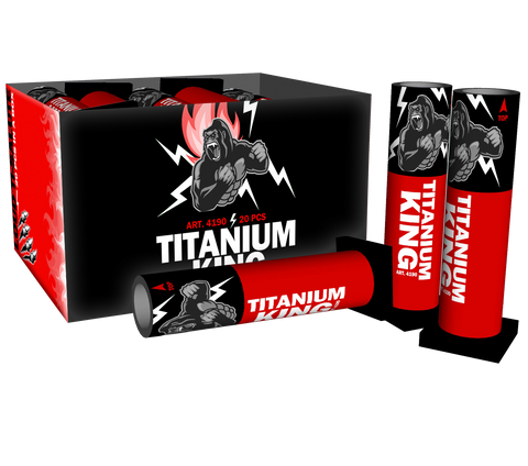 Titanium King Mega Pack