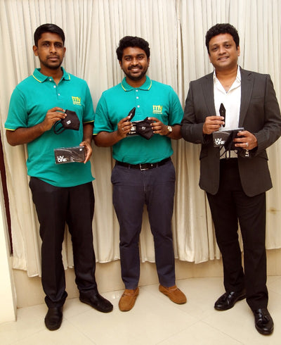 Entrepreneurs from Coimbatore Launch 'MY' – India's First Safety Lifestyle Company