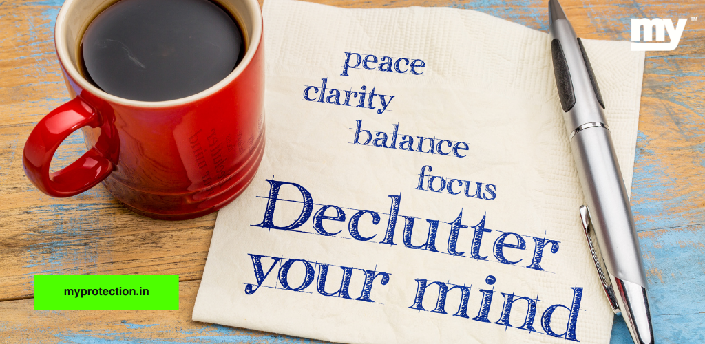Organize Your Thoughts and Space