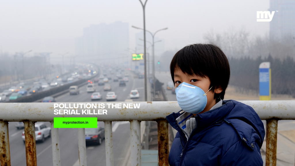 Pollution is the new Serial Killer