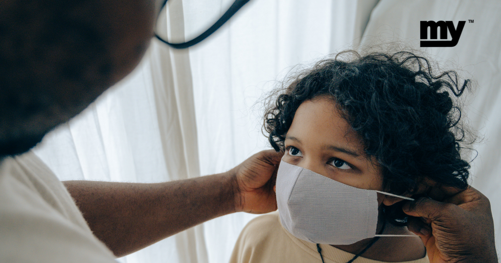 Does your kid wear an ideal face shield?