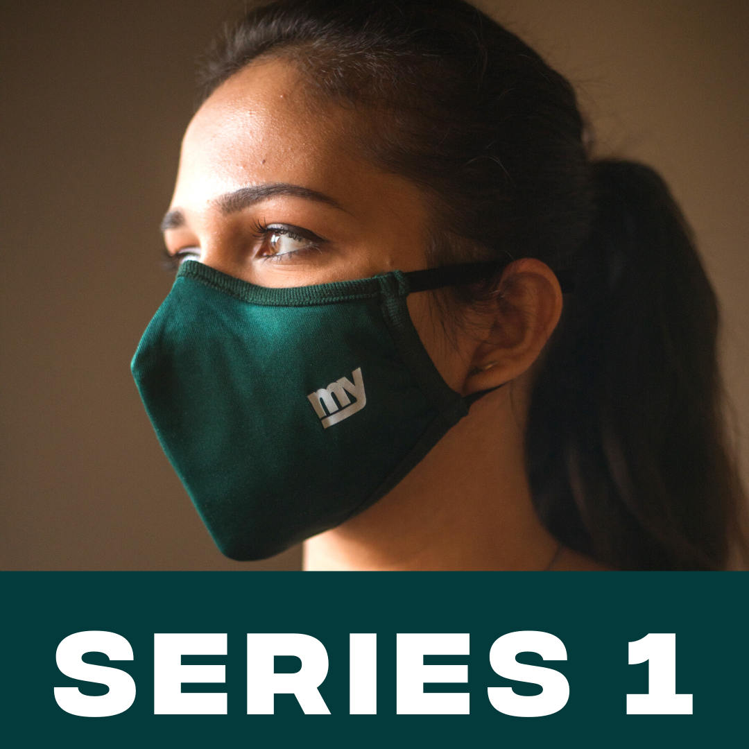 'MY' MASK SERIES 1 Antiviral Mask