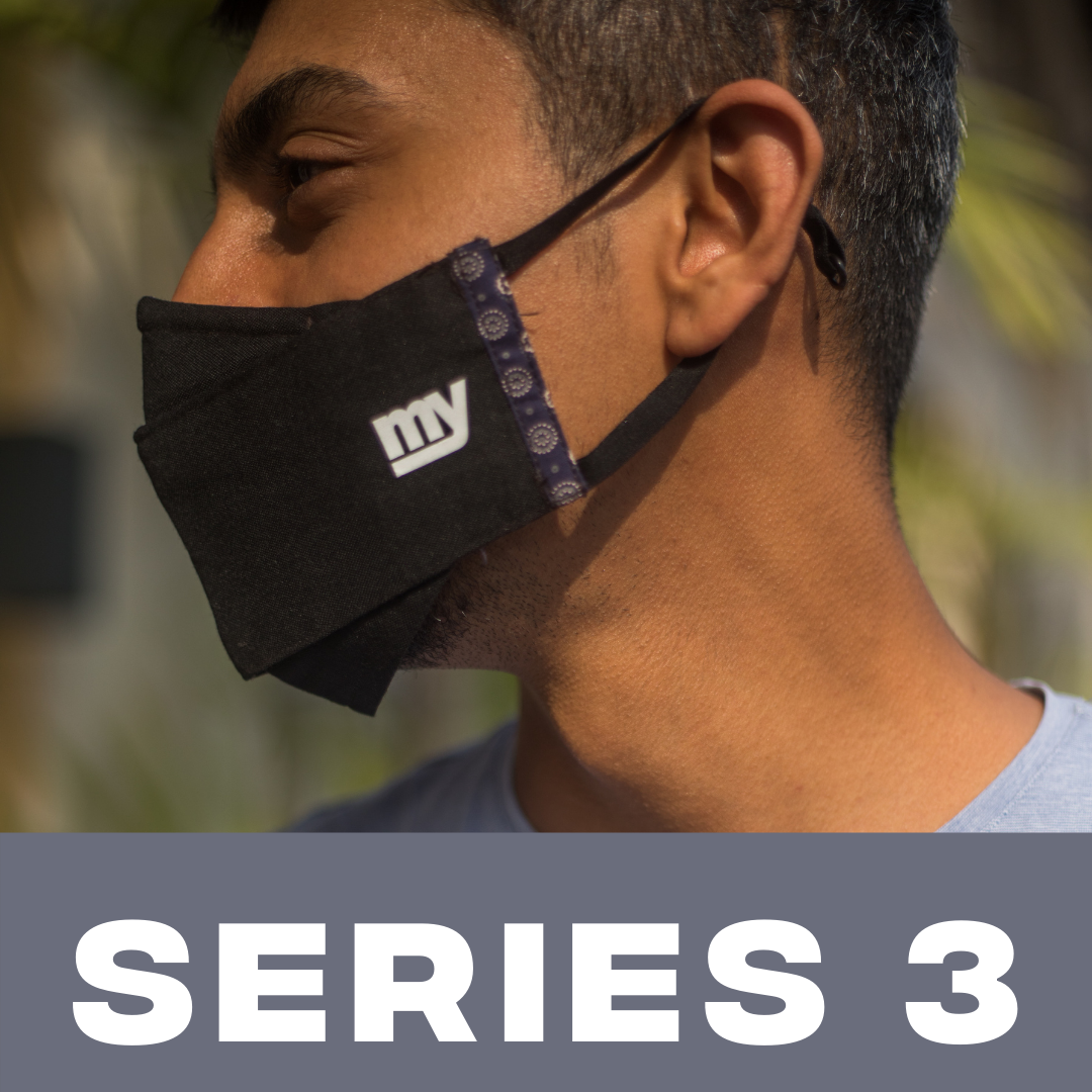 MY MASK SERIES 3 with Particulate Filter