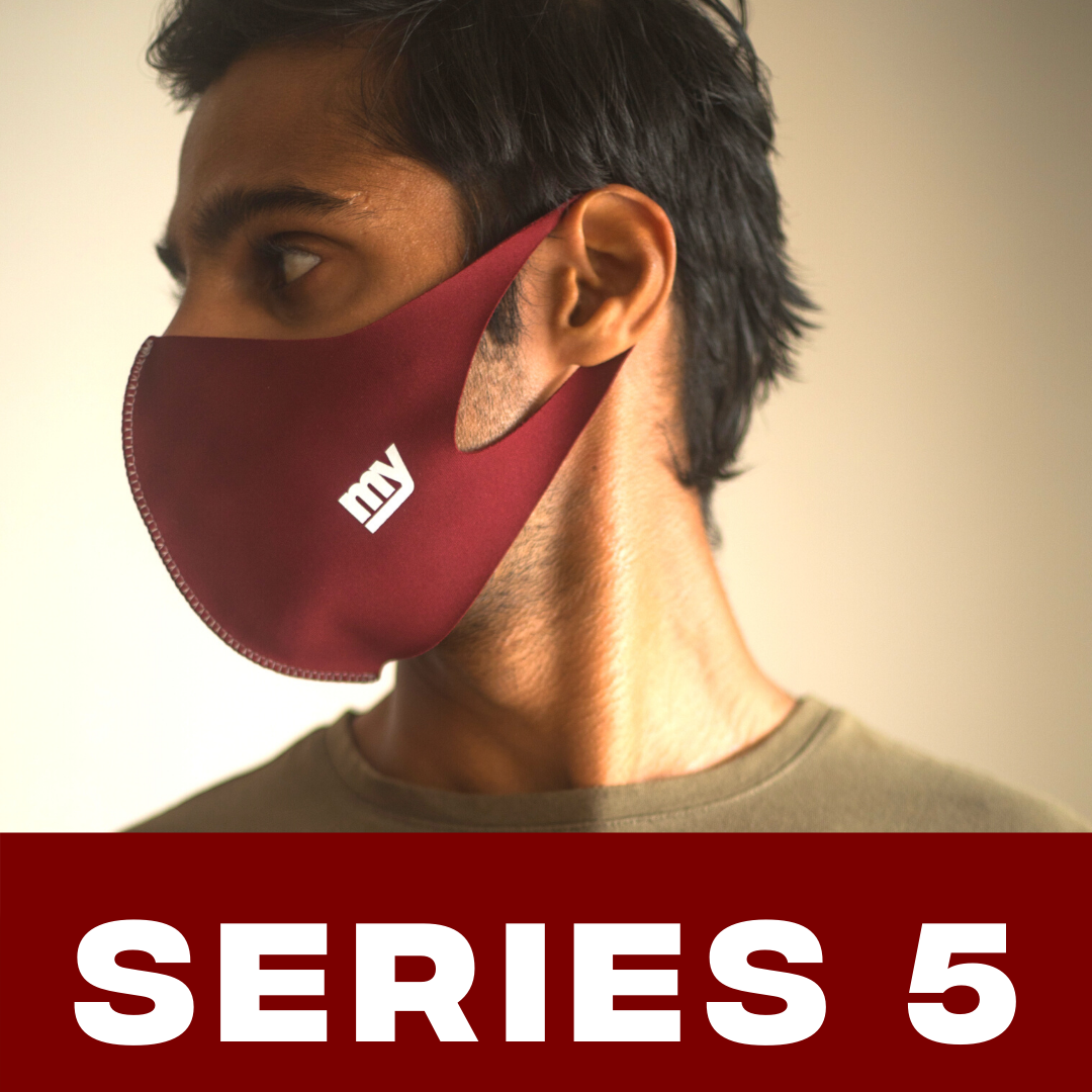MY MASK SERIES 5