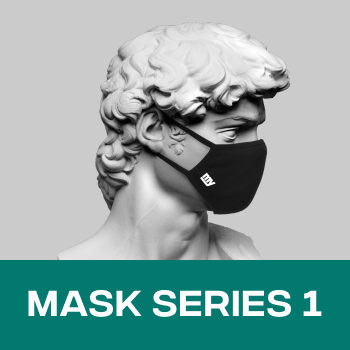 MY MASK SERIES 1 Anti Pollution Masks